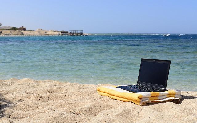 Arbeiten wo du willst