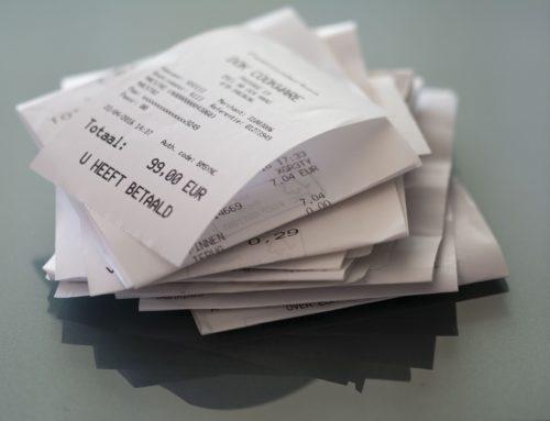 Rechnungen korrekt schreiben